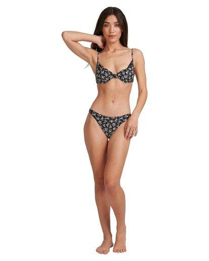 4 Bloom Tropic Bikini Bottoms Black 6503731 Billabong