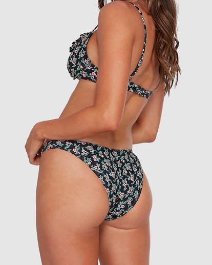 5 Bloom Tropic Bikini Bottoms Black 6503731 Billabong
