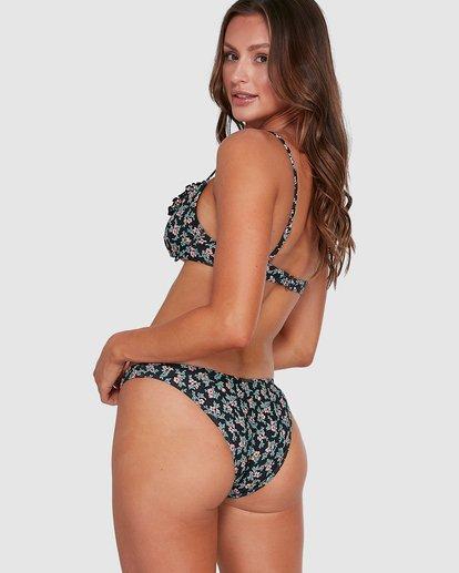 6 Bloom Tropic Bikini Bottoms Black 6503731 Billabong