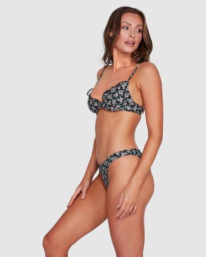 2 Bloom Tropic Bikini Bottoms Black 6503731 Billabong