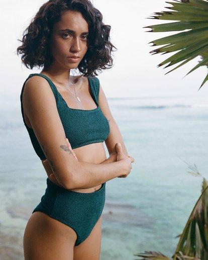 0 Summer High Zoe Tank Bikini Top Green 6503739 Billabong