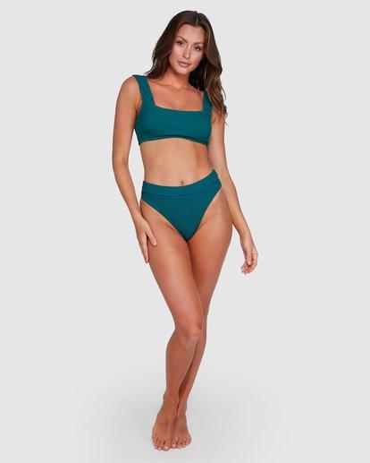 9 Summer High Zoe Tank Bikini Top Green 6503739 Billabong