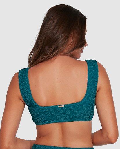 3 Summer High Zoe Tank Bikini Top Green 6503739 Billabong