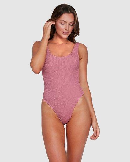 1 Summer High One Piece Pink 6503741 Billabong