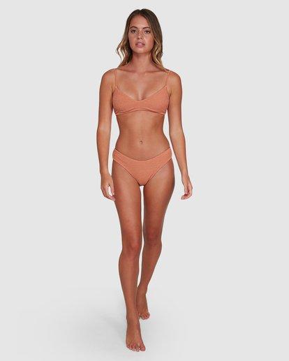 9 Summer High Bondi Bikini Bottoms Beige 6503742 Billabong
