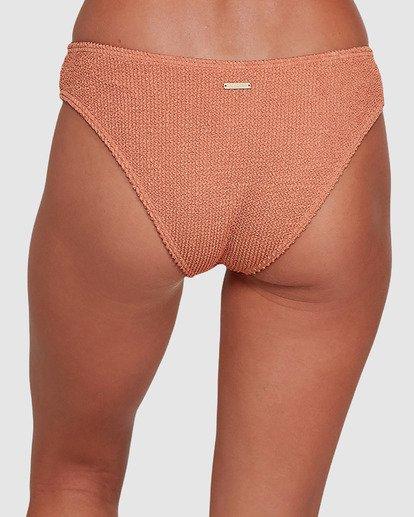 4 Summer High Bondi Bikini Bottoms Beige 6503742 Billabong