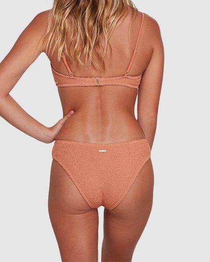 5 Summer High Bondi Bikini Bottoms Beige 6503742 Billabong
