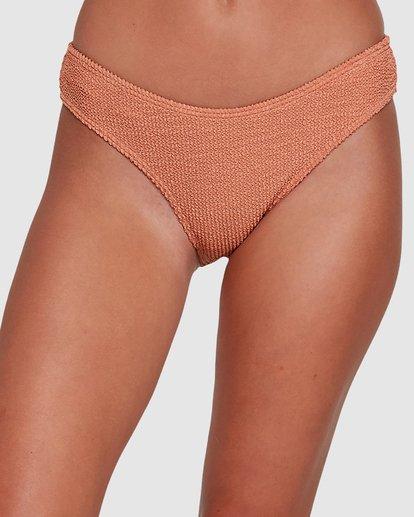 3 Summer High Bondi Bikini Bottoms Beige 6503742 Billabong