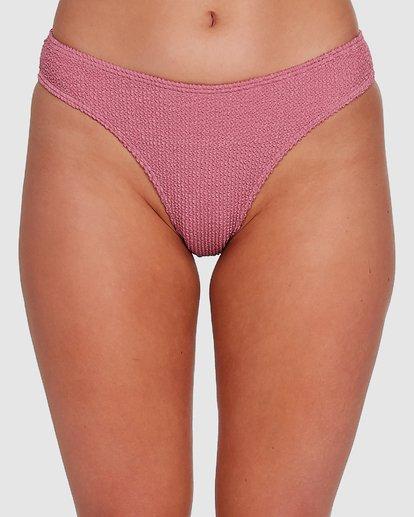 3 Summer High Bondi Bikini Bottoms Pink 6503742 Billabong
