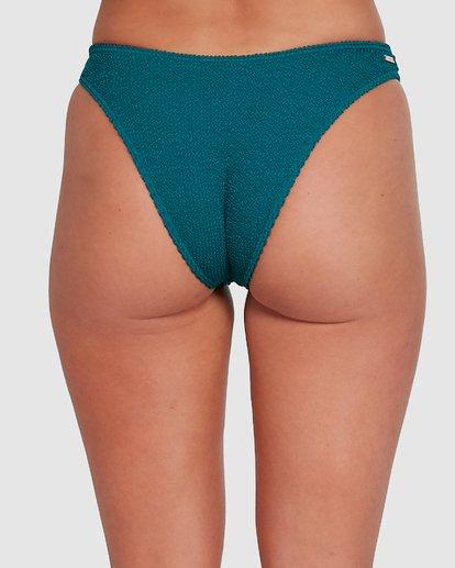4 Summer High Hike Bikini Bottoms Green 6503743 Billabong