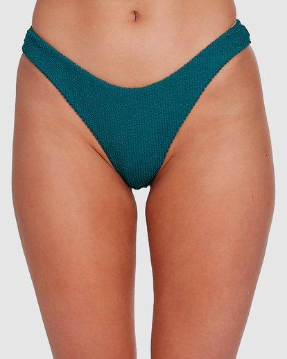 3 Summer High Hike Bikini Bottoms Green 6503743 Billabong
