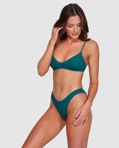 2 Summer High Hike Bikini Bottoms Green 6503743 Billabong