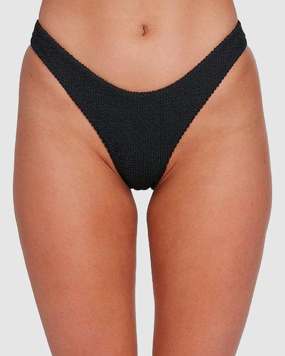 3 Summer High Hike Bikini Bottoms Black 6503743 Billabong