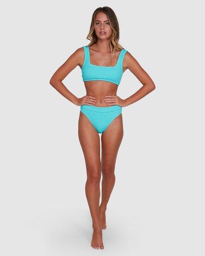 9 Summer High Maui Rider Bikini Bottoms Blue 6503744 Billabong
