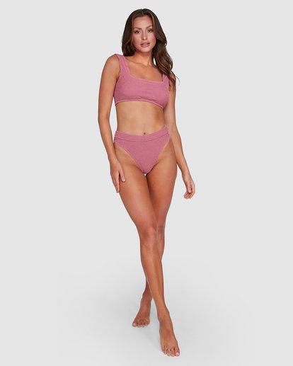 9 Summer High Maui Rider Bikini Bottoms Pink 6503744 Billabong