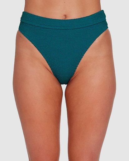 3 Summer High Maui Rider Bikini Bottoms Green 6503744 Billabong