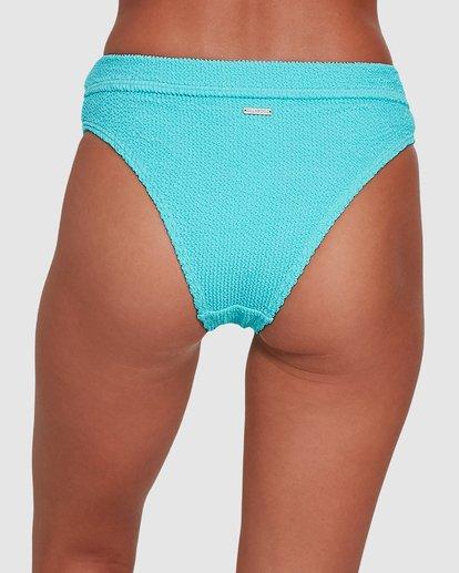 4 Summer High Maui Rider Bikini Bottoms Blue 6503744 Billabong
