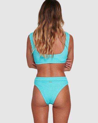 6 Summer High Maui Rider Bikini Bottoms Blue 6503744 Billabong