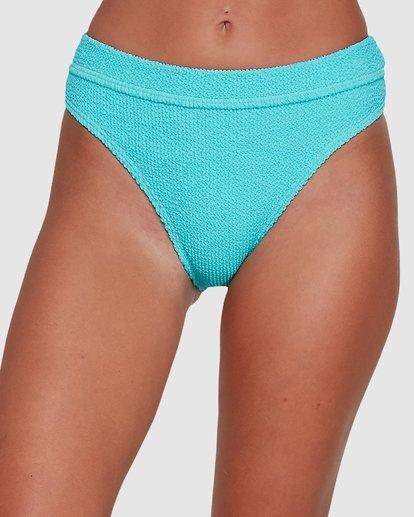 3 Summer High Maui Rider Bikini Bottoms Blue 6503744 Billabong