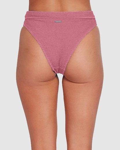 4 Summer High Maui Rider Bikini Bottoms Pink 6503744 Billabong