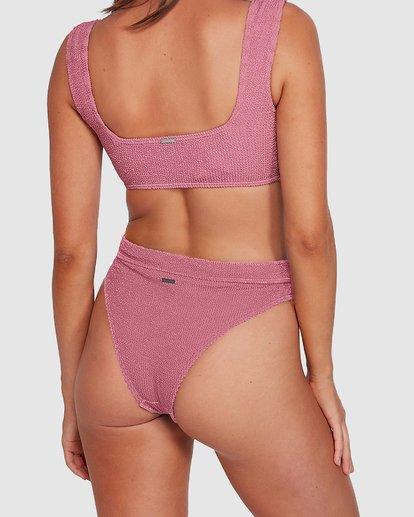 5 Summer High Maui Rider Bikini Bottoms Pink 6503744 Billabong