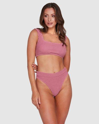 1 Summer High Maui Rider Bikini Bottoms Pink 6503744 Billabong