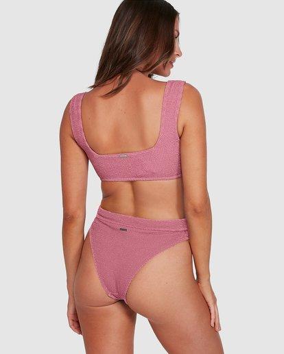 6 Summer High Maui Rider Bikini Bottoms Pink 6503744 Billabong