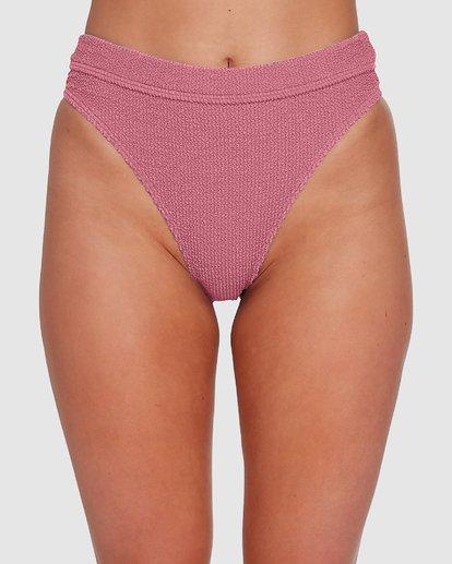 3 Summer High Maui Rider Bikini Bottoms Pink 6503744 Billabong