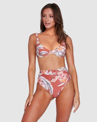 3 Dahlia Bra Bikini Top Brown 6503746 Billabong
