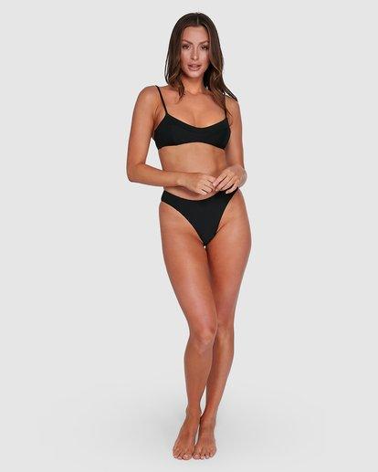 5 Marina Gigi Bralette Bikini Top Black 6503775 Billabong