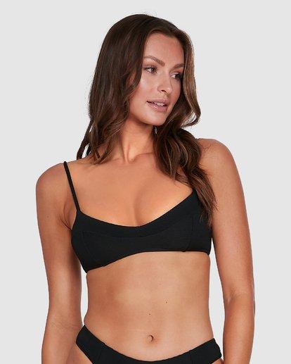 0 Marina Gigi Bralette Bikini Top Black 6503775 Billabong