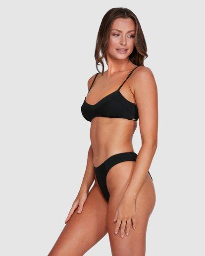 3 Marina Gigi Bralette Bikini Top Black 6503775 Billabong