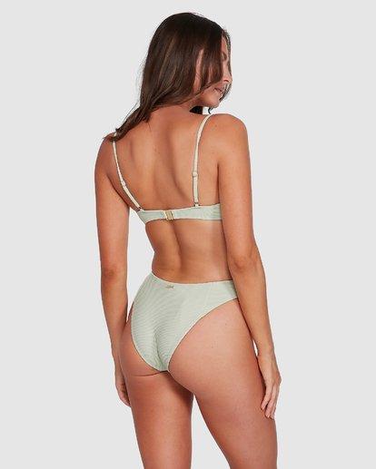 5 Marina Gigi Bralette Bikini Top Green 6503775 Billabong