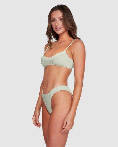 4 Marina Gigi Bralette Bikini Top Green 6503775 Billabong