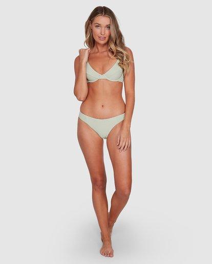 5 Marina Bra Bikini Top Green 6503776 Billabong