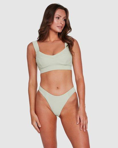 2 Marina D/DD Bralette Bikini Top Green 6503778 Billabong
