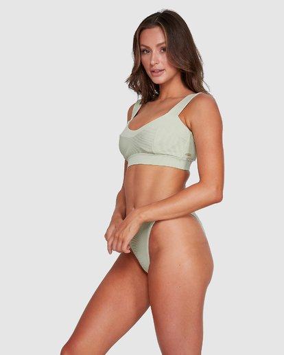 3 Marina D/DD Bralette Bikini Top Green 6503778 Billabong