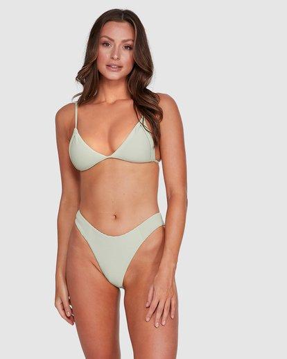 1 Marina Hike Bikini Bottoms Green 6503779 Billabong