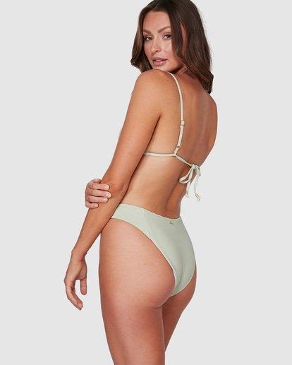 3 Marina Hike Bikini Bottoms Green 6503779 Billabong