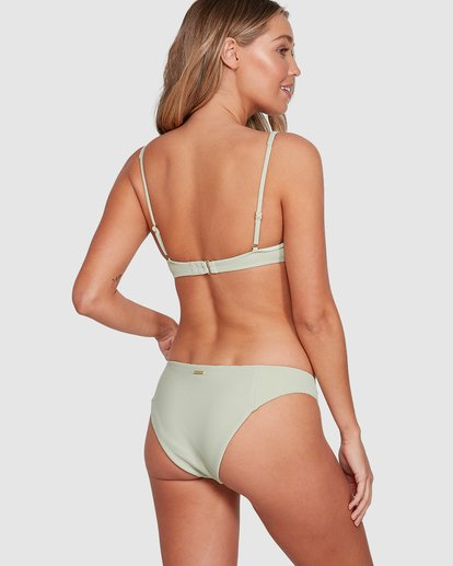 3 Marina Bondi Bikini Bottoms Green 6503780 Billabong
