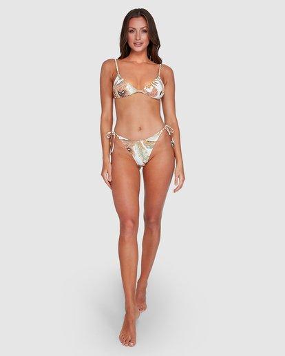8 Tropicale Lola Tri Bikini Top White 6503781 Billabong
