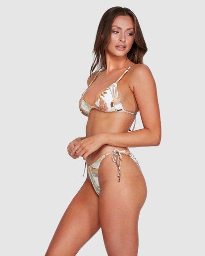 4 Tropicale Lola Tri Bikini Top White 6503781 Billabong