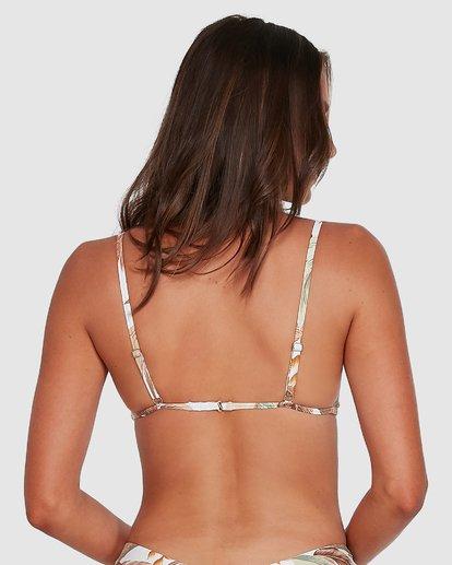 2 Tropicale Billie Bralette Bikini Top White 6503782 Billabong