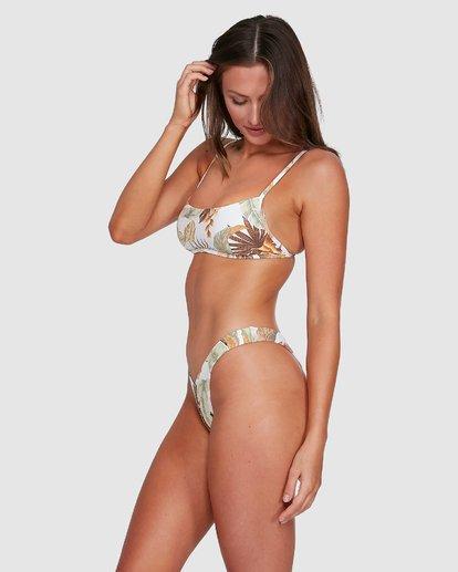 4 Tropicale Billie Bralette Bikini Top White 6503782 Billabong