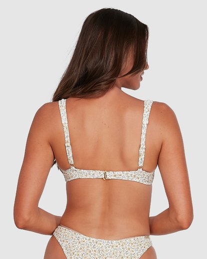 2 Summer Bra Bikini Top Beige 6503783 Billabong