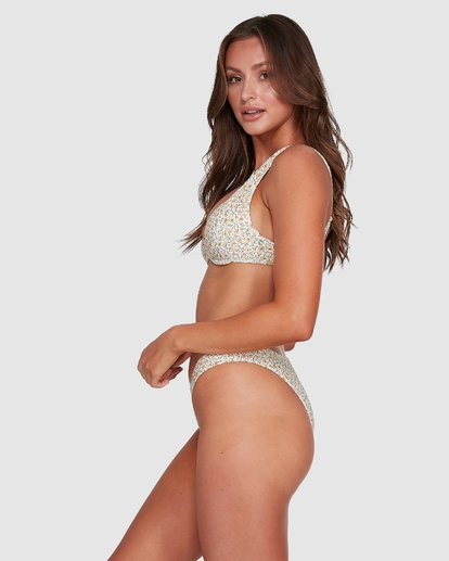 4 Summer Bra Bikini Top Beige 6503783 Billabong