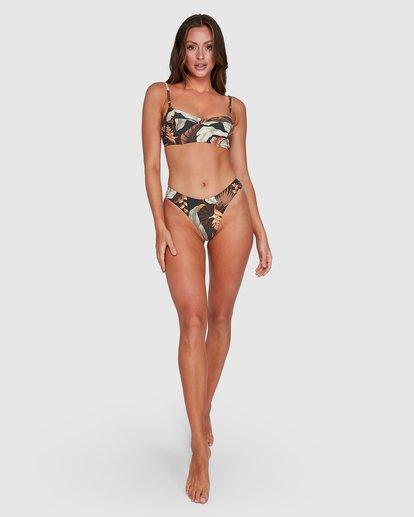 8 Tropicale D/DD Bralette Bikini Top Black 6503798 Billabong