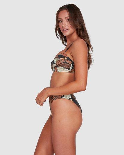 4 Tropicale D/DD Bralette Bikini Top Black 6503798 Billabong
