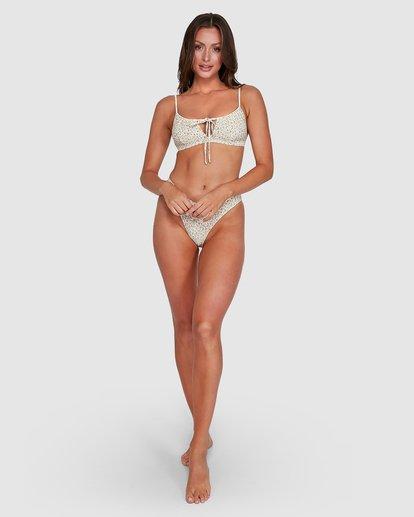 8 Summer Coco Bralette Bikini Top Beige 6503803 Billabong