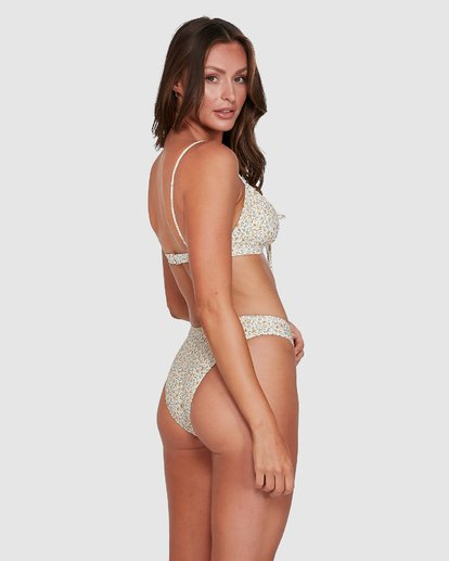 5 Summer Coco Bralette Bikini Top Beige 6503803 Billabong